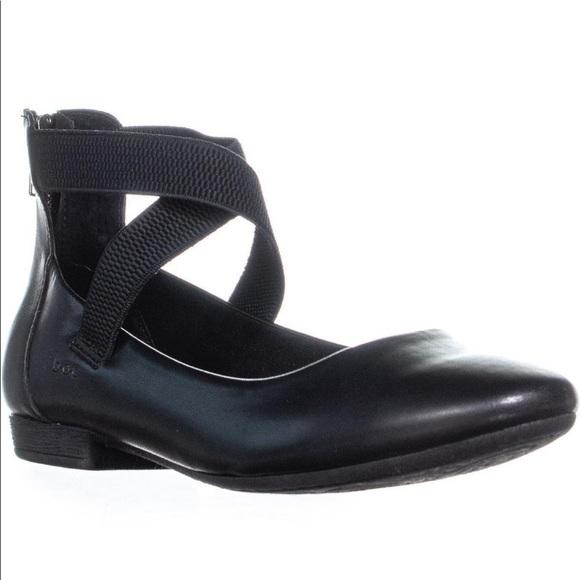 069ebca1bd5 Born Beatrix Leather Ballet Flats. M 5c7ff150e944ba7e4fc656a0
